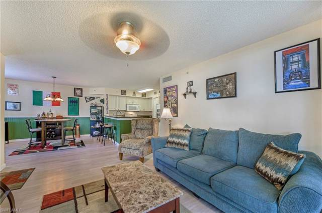 1180 Wildwood Lakes Blvd #108, Naples, FL 34104 (#219071807) :: The Dellatorè Real Estate Group