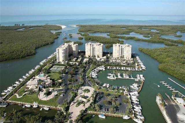 425 Dockside Dr #406, Naples, FL 34110 (MLS #219071850) :: Kris Asquith's Diamond Coastal Group