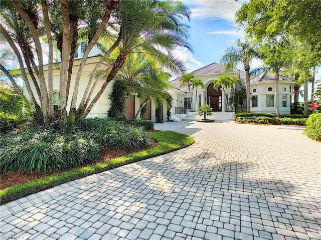 1026 Spyglass Ln, Naples, FL 34102 (MLS #219071898) :: The Naples Beach And Homes Team/MVP Realty