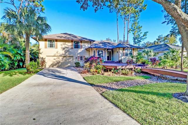 484 Corbel Dr, Naples, FL 34110 (MLS #219071916) :: RE/MAX Radiance