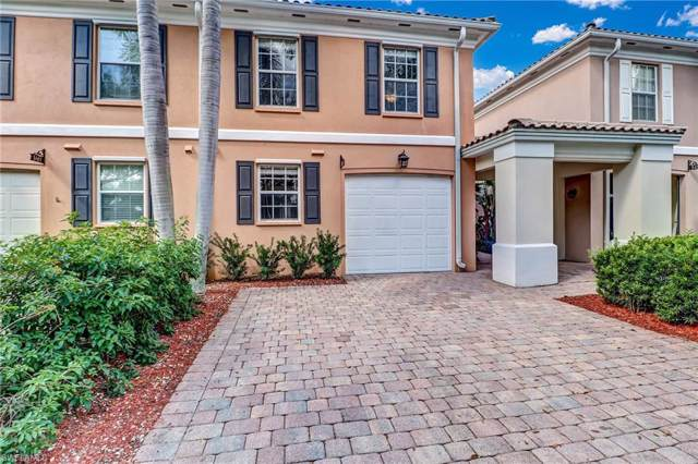 5457 Cove Cir #102, Naples, FL 34119 (#219072202) :: The Dellatorè Real Estate Group