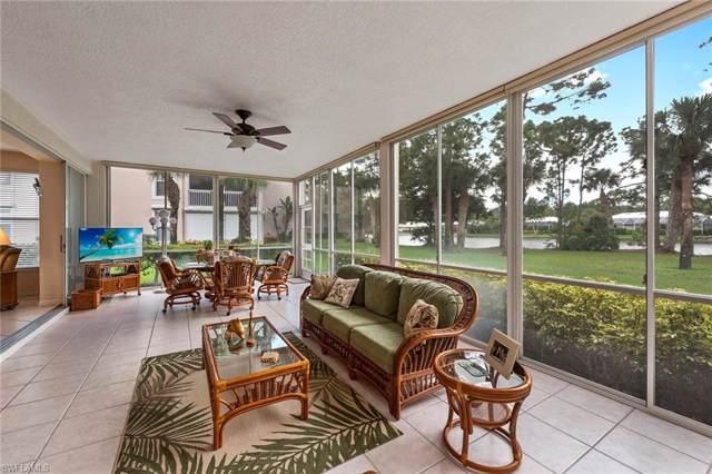 750 Waterford Dr #101, Naples, FL 34113 (MLS #219072275) :: Clausen Properties, Inc.