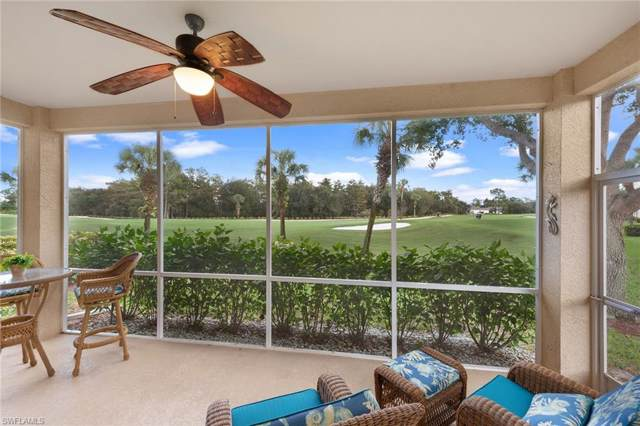 6842 Sterling Greens Dr #102, Naples, FL 34104 (MLS #219072524) :: Clausen Properties, Inc.