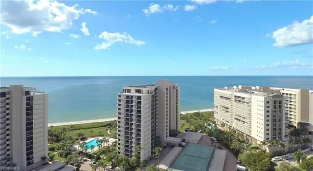 11030 Gulf Shore Dr #1002, Naples, FL 34108 (MLS #219072632) :: Clausen Properties, Inc.