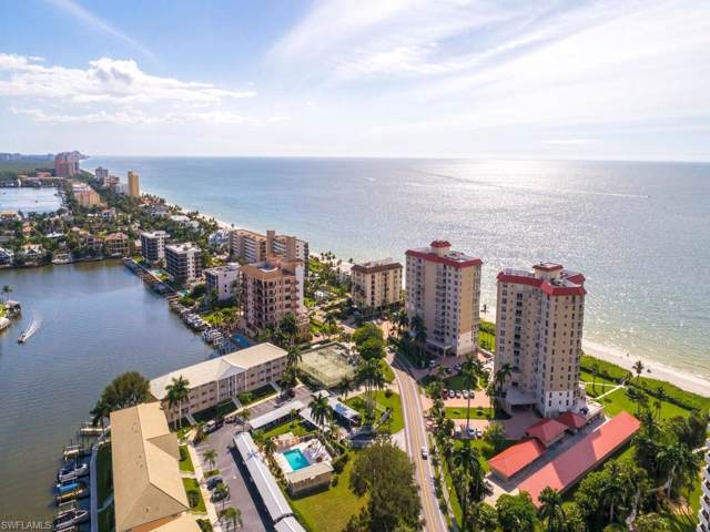 10701 Gulf Shore Dr #701, Naples, FL 34108 (MLS #219072688) :: The Naples Beach And Homes Team/MVP Realty