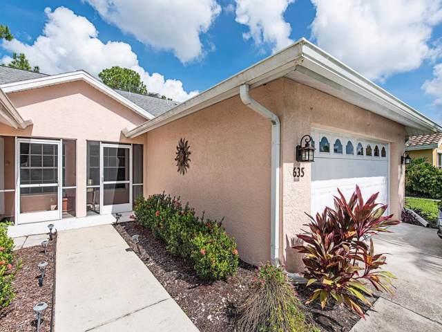 635 Saint Andrews Blvd 109-0, Naples, FL 34113 (MLS #219072970) :: Clausen Properties, Inc.