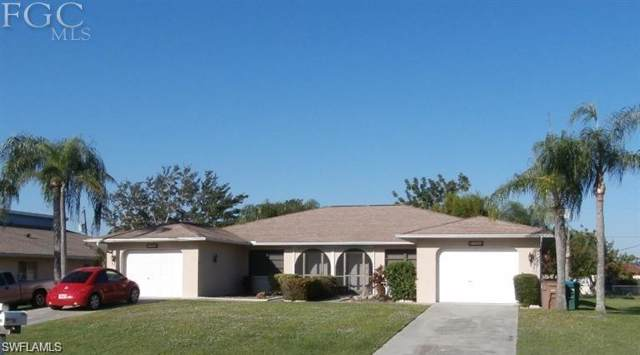 1106 SE 24th Ave, Cape Coral, FL 33990 (MLS #219073056) :: The Naples Beach And Homes Team/MVP Realty