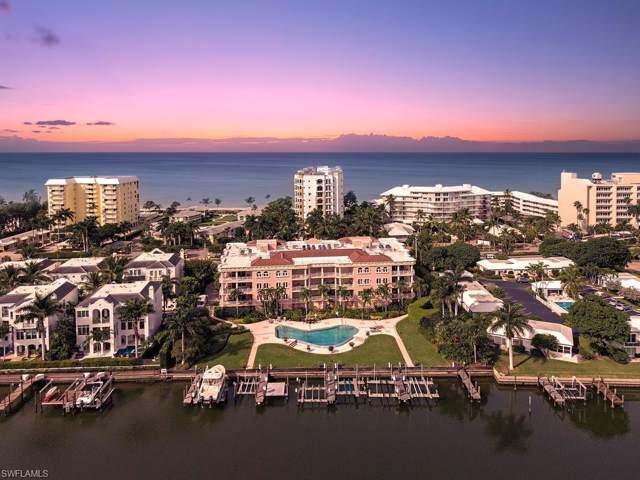 1810 Gulf Shore Blvd N #301, Naples, FL 34102 (#219073132) :: The Dellatorè Real Estate Group