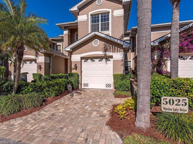 5025 Marina Cove Dr 2-102, Naples, FL 34112 (#219073159) :: The Dellatorè Real Estate Group