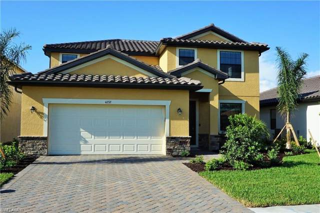 4232 Raffia Palm Cir, Naples, FL 34119 (MLS #219073359) :: #1 Real Estate Services