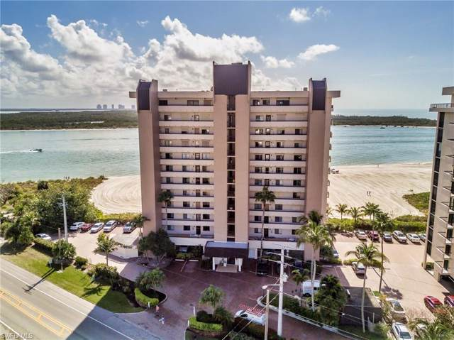 8402 Estero Blvd #604, Fort Myers Beach, FL 33931 (MLS #219073401) :: Palm Paradise Real Estate