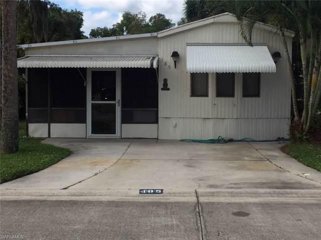 185 Panther Pass Cir #185, Naples, FL 34114 (MLS #219073571) :: Clausen Properties, Inc.