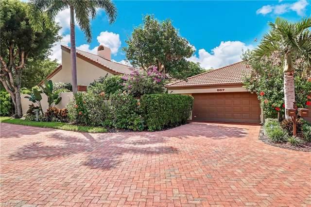 557 Bay Villas Ln #95, Naples, FL 34108 (#219073616) :: Equity Realty