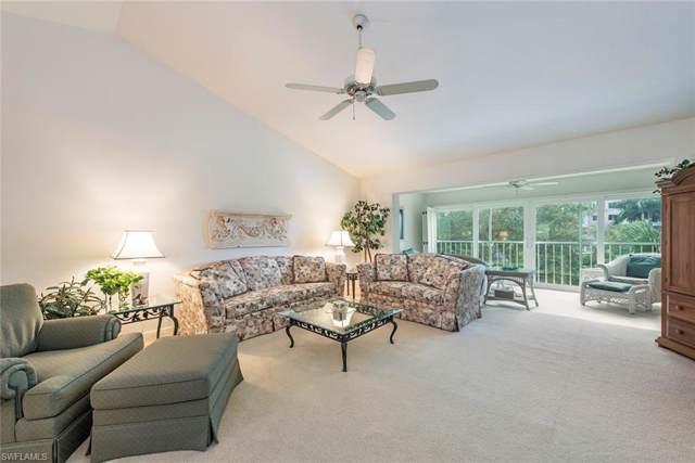 5895 Chanteclair Dr #122, Naples, FL 34108 (MLS #219074056) :: #1 Real Estate Services