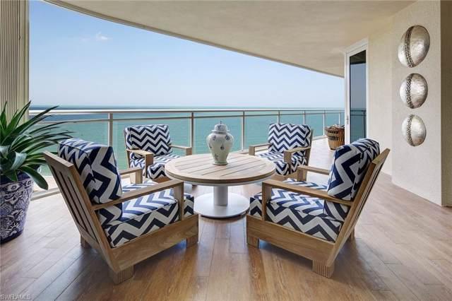 11125 Gulf Shore Dr #1002, Naples, FL 34108 (MLS #219074102) :: Clausen Properties, Inc.