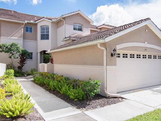 8447 Radcliffe Ter #205, Naples, FL 34120 (MLS #219074163) :: Clausen Properties, Inc.