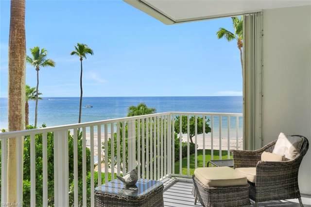 3443 Gulf Shore Blvd N #305, Naples, FL 34103 (#219074315) :: The Dellatorè Real Estate Group