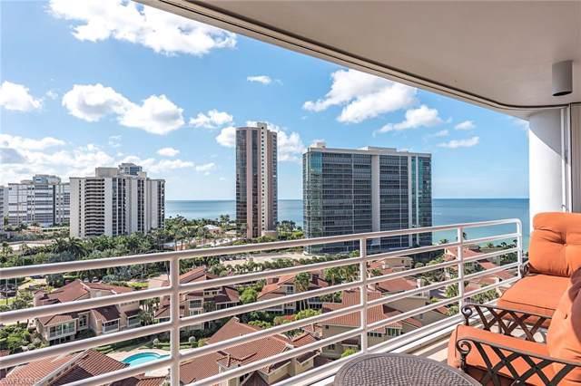 4751 Gulf Shore Blvd N #1405, Naples, FL 34103 (#219074398) :: Southwest Florida R.E. Group Inc