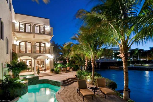 201 Harbour Dr #8, Naples, FL 34103 (MLS #219074732) :: The Naples Beach And Homes Team/MVP Realty