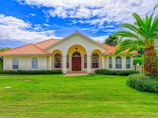642 107th Ave N, Naples, FL 34108 (MLS #219074779) :: #1 Real Estate Services