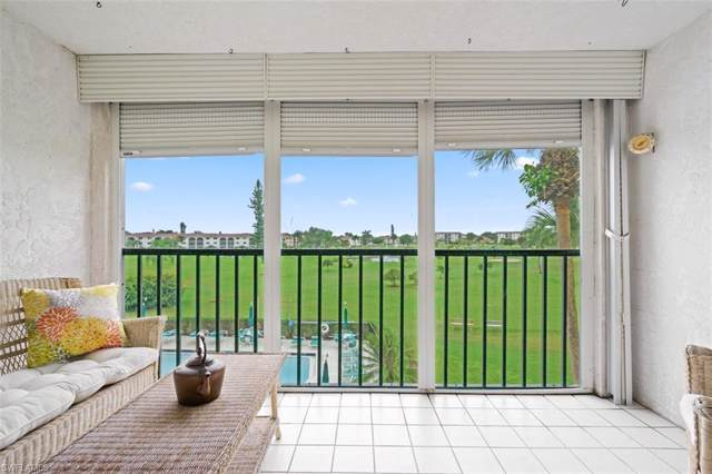 21 High Point Cir E #303, Naples, FL 34103 (MLS #219074876) :: Clausen Properties, Inc.