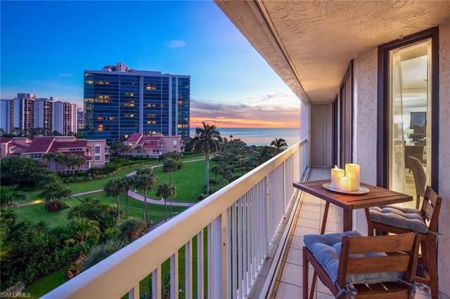 4901 Gulf Shore Blvd N #603, Naples, FL 34103 (MLS #219075204) :: The Naples Beach And Homes Team/MVP Realty