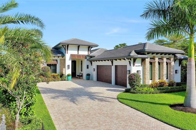16397 Corsica Way, Naples, FL 34110 (#219075285) :: The Dellatorè Real Estate Group