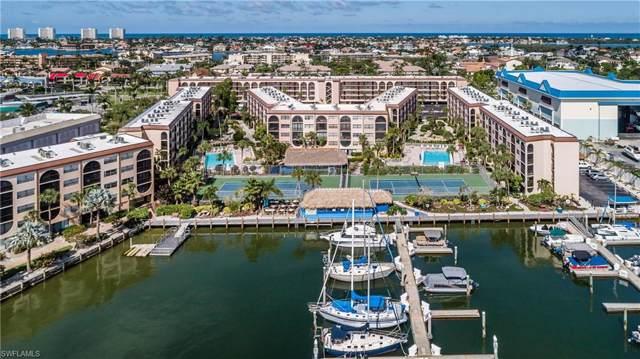 1007 Anglers Cv J-205, Marco Island, FL 34145 (MLS #219075399) :: Clausen Properties, Inc.