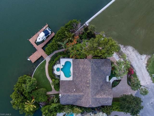 110 Egret Ave, Naples, FL 34108 (MLS #219075557) :: Clausen Properties, Inc.