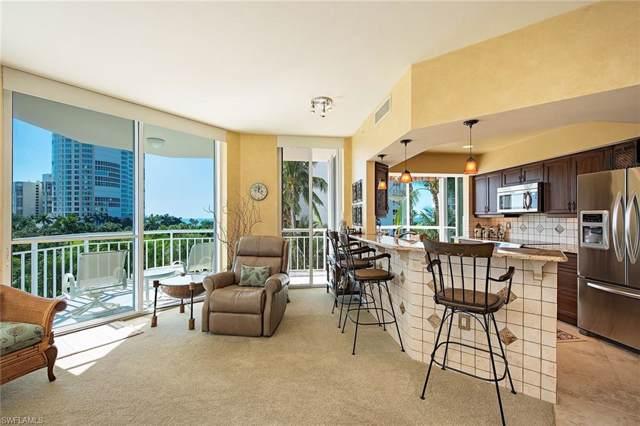 4255 Gulf Shore Blvd N #204, Naples, FL 34103 (MLS #219075798) :: The Naples Beach And Homes Team/MVP Realty