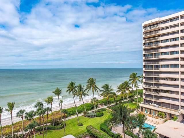 4001 Gulf Shore Blvd N #702, Naples, FL 34103 (MLS #219075939) :: Sand Dollar Group