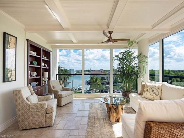 4031 Gulf Shore Blvd N 5F, Naples, FL 34103 (MLS #219076085) :: Sand Dollar Group