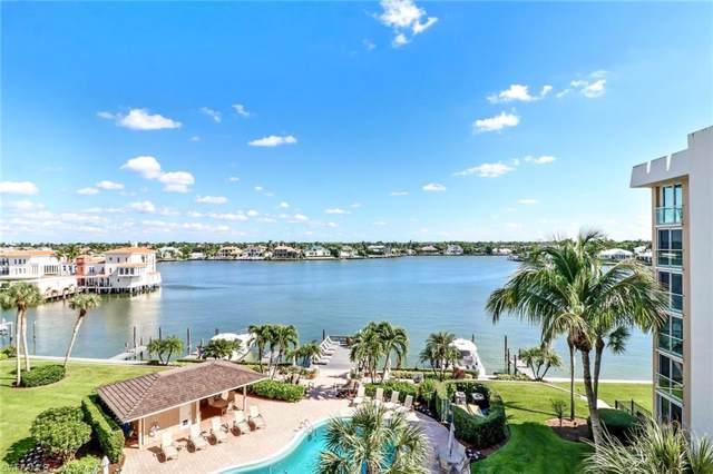 3500 Gulf Shore Blvd N #507, Naples, FL 34103 (#219076196) :: We Talk SWFL