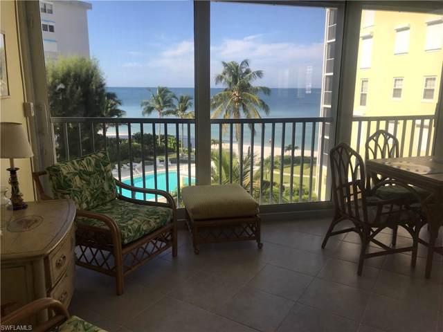 3483 Gulf Shore Blvd N #303, Naples, FL 34103 (MLS #219076389) :: The Naples Beach And Homes Team/MVP Realty