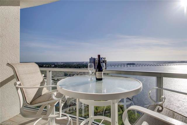 3000 Oasis Grand Blvd #1707, Fort Myers, FL 33916 (MLS #219076518) :: Clausen Properties, Inc.