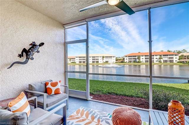 7804 Regal Heron Cir 1-106, Naples, FL 34104 (#219076776) :: The Dellatorè Real Estate Group