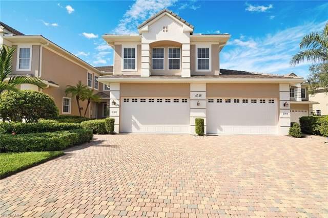4745 Stratford Ct #2304, Naples, FL 34105 (MLS #219076816) :: Clausen Properties, Inc.