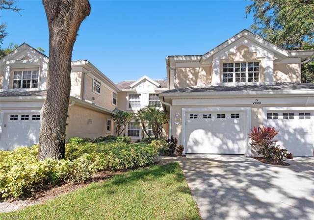 2800 Aintree Ln G102, Naples, FL 34112 (#219076947) :: Southwest Florida R.E. Group Inc
