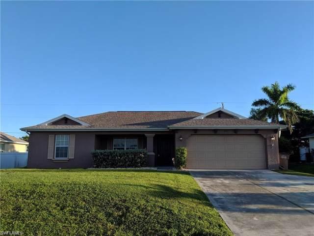 601 Tropicana Pky W, Cape Coral, FL 33993 (MLS #219076998) :: Palm Paradise Real Estate