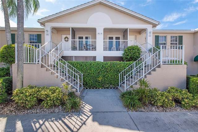 829 Tanbark Dr #202, Naples, FL 34108 (MLS #219077180) :: The Naples Beach And Homes Team/MVP Realty