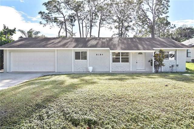 8184 Anhinga Rd, Fort Myers, FL 33967 (MLS #219077272) :: RE/MAX Radiance