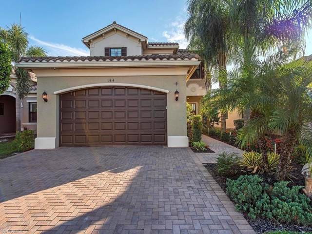 3414 Tigris Ln, Naples, FL 34119 (#219077534) :: Equity Realty