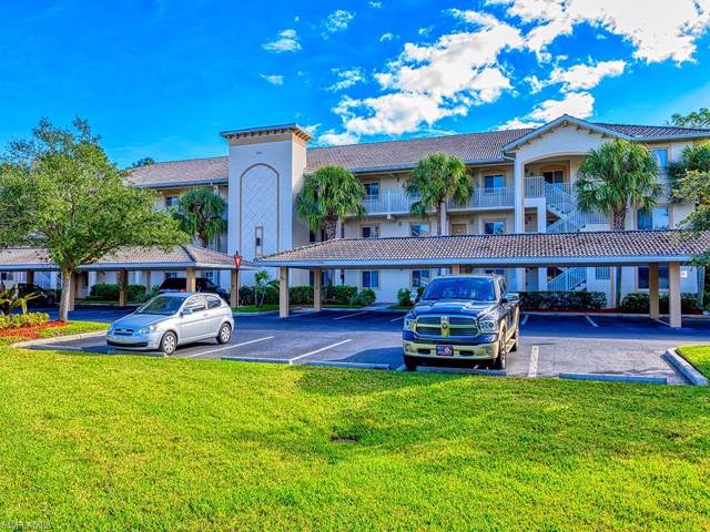 7811 Regal Heron Cir 4-106, Naples, FL 34104 (MLS #219077666) :: Clausen Properties, Inc.
