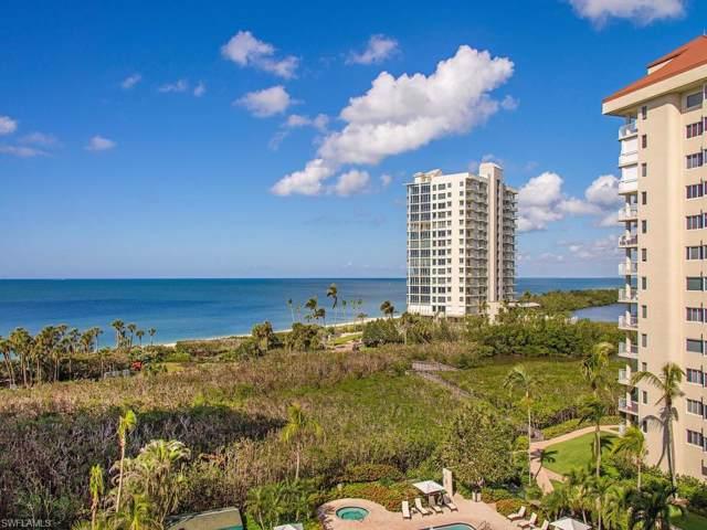 40 Seagate Dr 502-A, Naples, FL 34103 (#219077958) :: The Dellatorè Real Estate Group