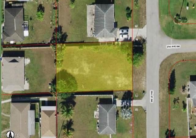 2697 55th St SW, Naples, FL 34116 (#219078351) :: The Dellatorè Real Estate Group