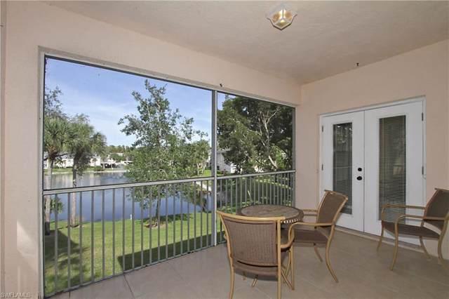 668 Wiggins Lake Dr #201, Naples, FL 34110 (MLS #219078465) :: Team Swanbeck