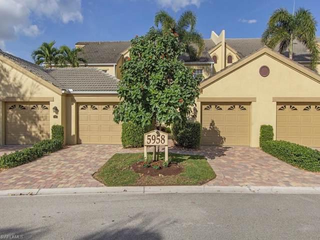 5958 Sand Wedge Ln #503, Naples, FL 34110 (MLS #219078692) :: Kris Asquith's Diamond Coastal Group