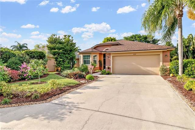 833 Mount Hood Ct, Naples, FL 34104 (#219079513) :: The Dellatorè Real Estate Group