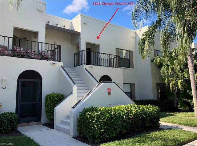 3323 Olympic Dr #724, Naples, FL 34105 (#219079614) :: Equity Realty