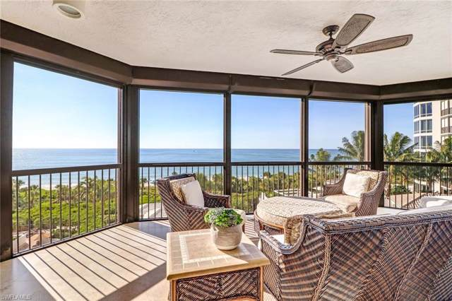 8473 Bay Colony Dr #504, Naples, FL 34108 (#219079756) :: Equity Realty